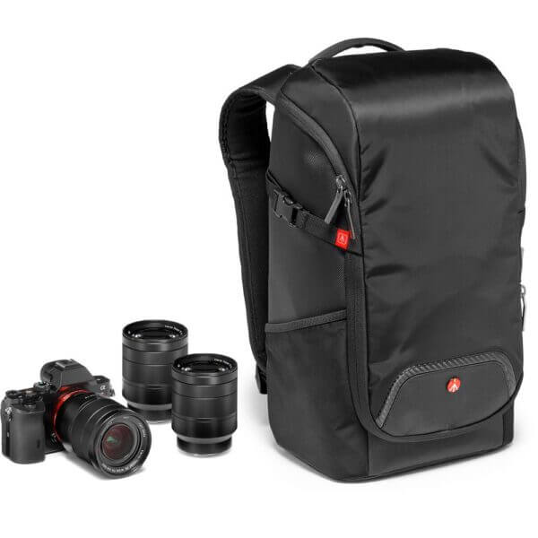 Manfrotto MB MA BP C1 Advanced Camera Backpack Compact 1 for CSC Black 7