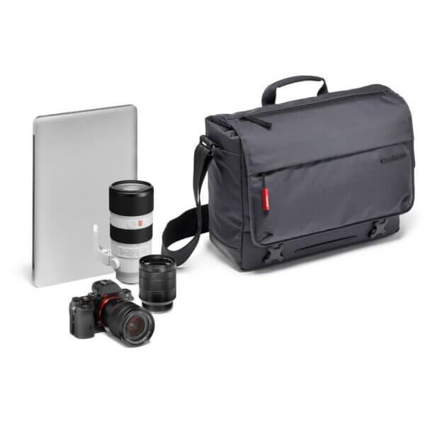 Manfrotto MB MN M SD 10 Manhattan Speedy 10 Camera Messenger Bag 19