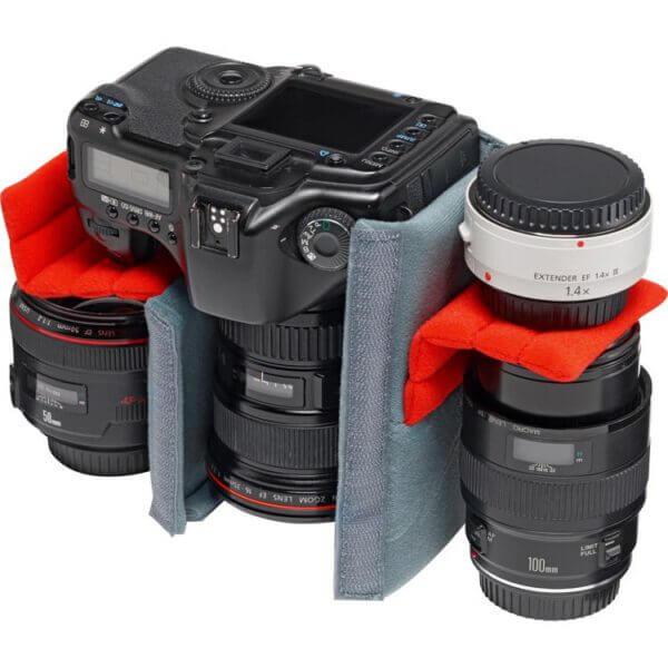 Manfrotto MB MN M SD 10 Manhattan Speedy 10 Camera Messenger Bag 9