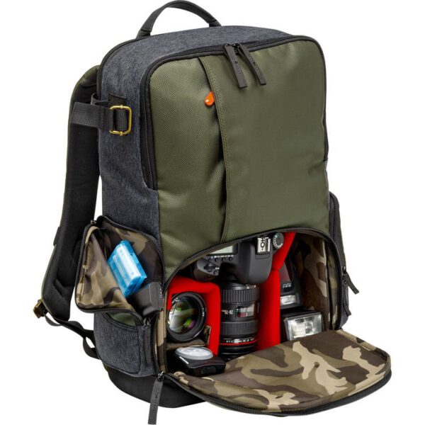Manfrotto MB MS BP IGR Street Backpack 4 1