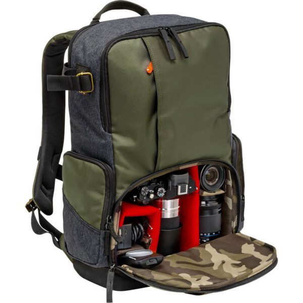 Manfrotto MB MS BP IGR Street Backpack 5 1