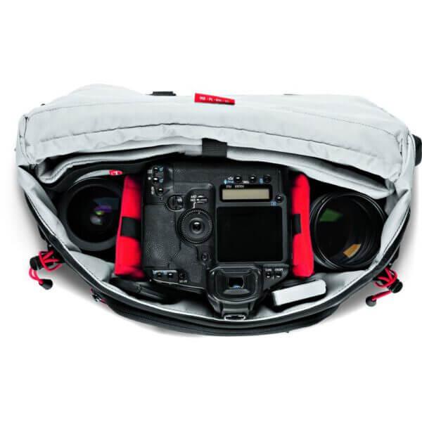 Manfrotto MB PL BM 10 Pro Light Bumblebee M 10 Camera Bag 9
