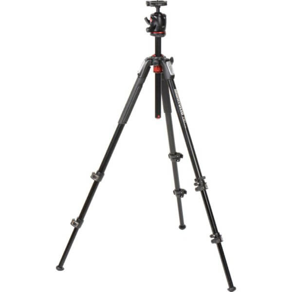 Manfrotto MK190XPRO3 BHQ2 2