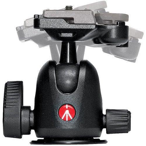 Manfrotto MK290DUA3 BH Dual Kit Ball Head 4