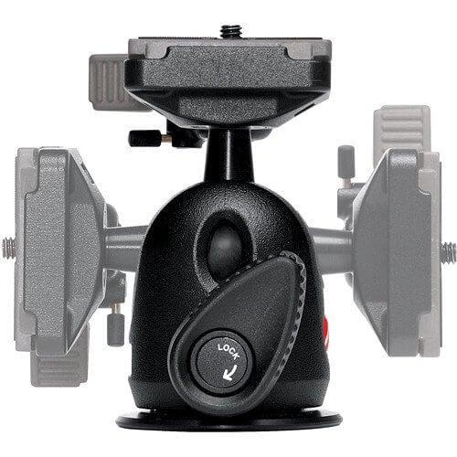 Manfrotto MK290DUA3 BH Dual Kit Ball Head 5