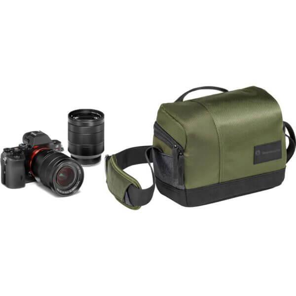 Manfrotto MS SB GR Street CSC Shoulder Bag 6