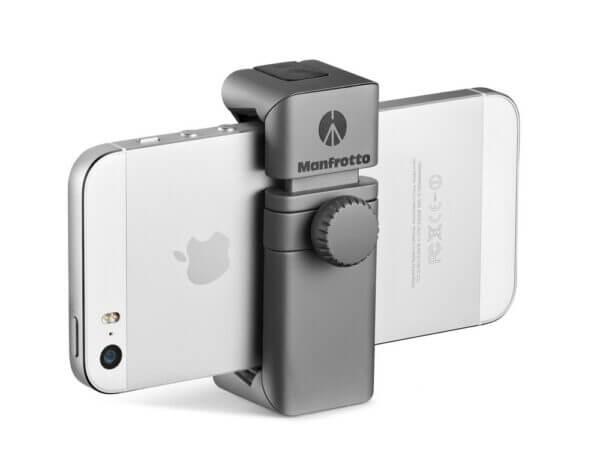 Manfrotto MTTW ISTGR TwistGrip The Universal Smartphone Clamp 07