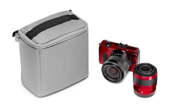 Manfrotto NX BB IGY NX Bodypack Gray 3