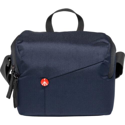 Manfrotto NX SB IBU 2 NX Shoulder Bag CSC Blue V2 1
