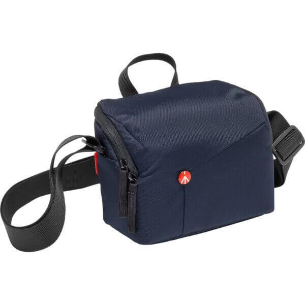 Manfrotto NX SB IBU 2 NX Shoulder Bag CSC Blue V2 2
