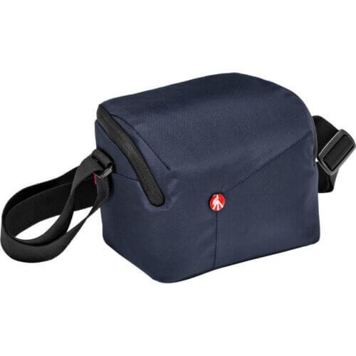 Manfrotto NX SB IBU NX Shoulder Bag CSC Blue 1