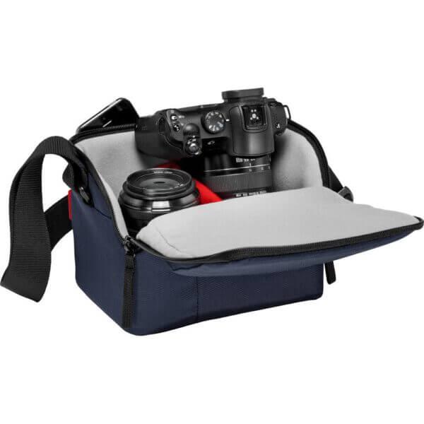 Manfrotto NX SB IBU NX Shoulder Bag CSC Blue 3