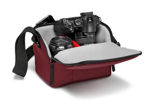 Manfrotto NX SB IBX NX Shoulder Bag CSC Bordeaux 03