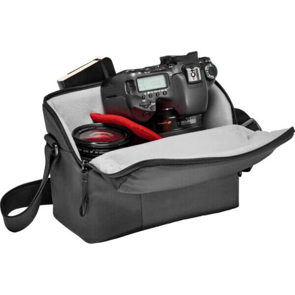 Manfrotto NX SB IGY 2 NX Shoulder Bag CSC Grey 3