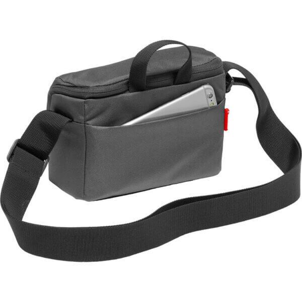 Manfrotto NX SB IGY 2 NX Shoulder Bag CSC Grey V2 สีเทา 3