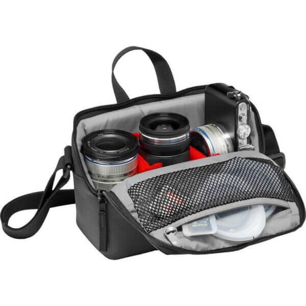 Manfrotto NX SB IGY 2 NX Shoulder Bag CSC Grey V2 สีเทา 4