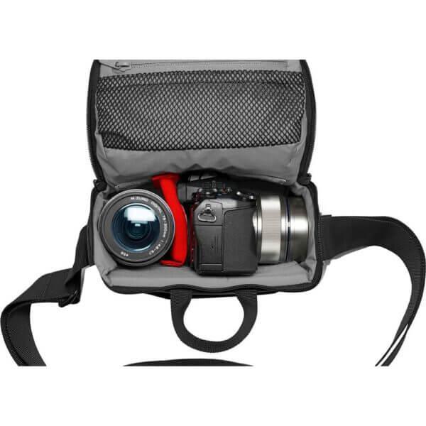 Manfrotto NX SB IGY 2 NX Shoulder Bag CSC Grey V2 สีเทา 5