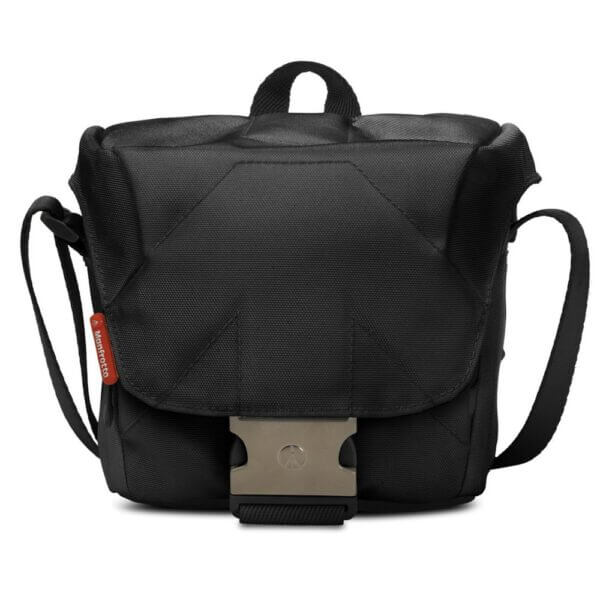 Manfrotto SSB 2BBK Bella II Shoulder Bag Stile Black 2