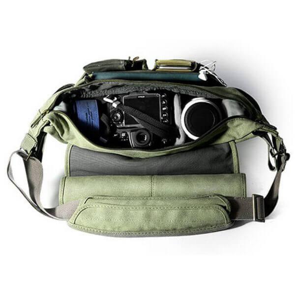 Matin M 09874 Camera Black Balade 100 Green 4