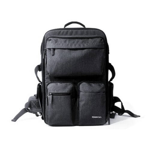 Matin M 10080 Clever 250 Camera Backpack Grey 01