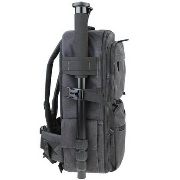 Matin M 10080 Clever 250 Camera Backpack Grey 05