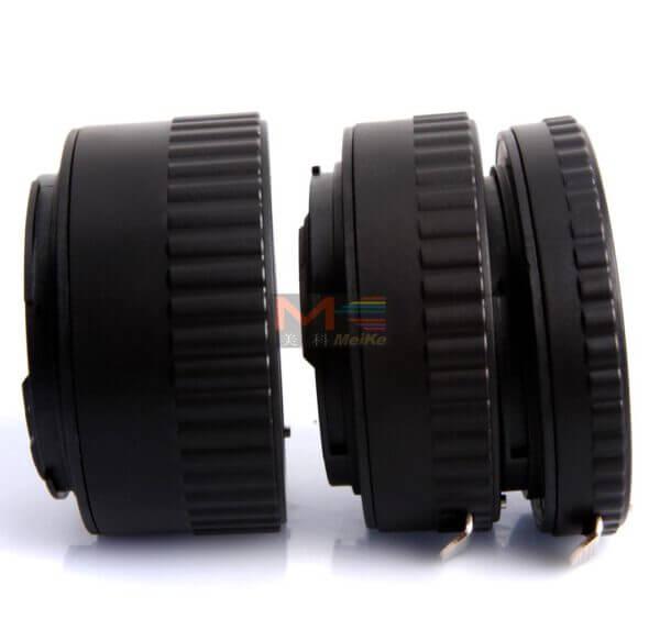 Meike Auto Extension Tube B Set 3pcs for Canon 3