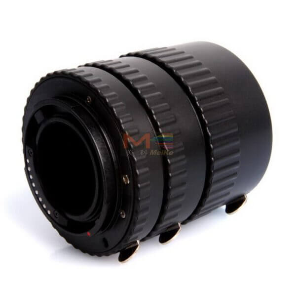 Meike Automatic Extension Tube Plastic Mount for Sony Nex P 04