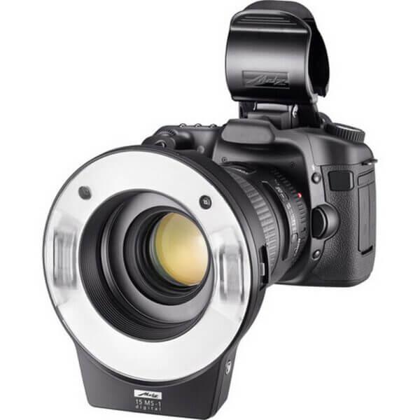 Metz Marcro Ring flash 15MS 1 06