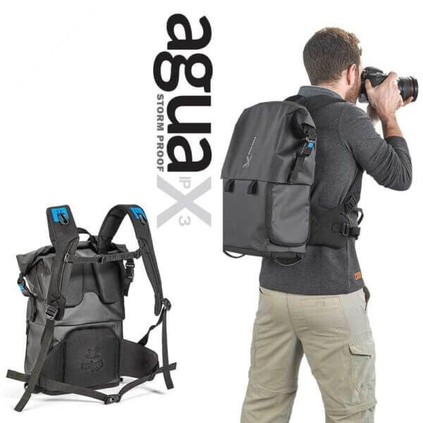 Miggo Agua Stormproof Backpack Large AG BKP BB 85 9