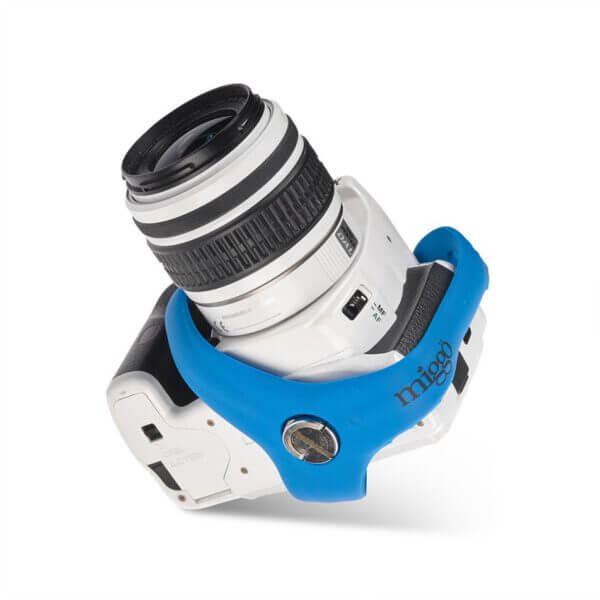 Miggo Splat Flexible Tripod SP SLR Blue 60 5