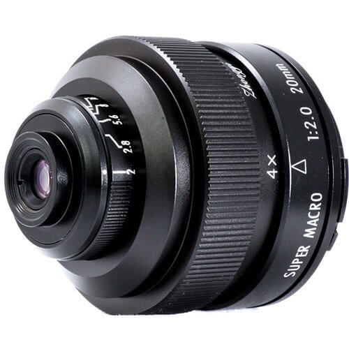 Mitakon Lens 20mm F2 Super Macro 4.5X for Canon ประกันศูนย์ 2