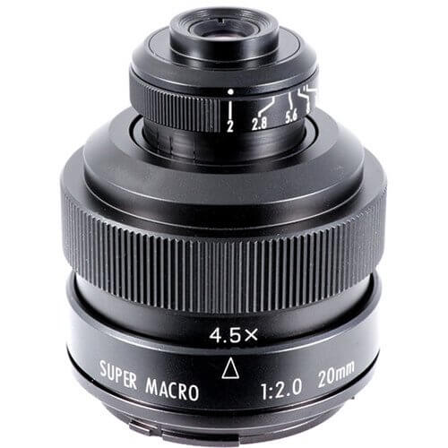 Mitakon Lens 20mm F2 Super Macro 4.5X for Canon ประกันศูนย์ 5
