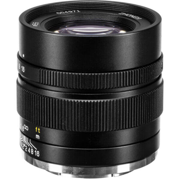 Mitakon Lens 35mm F0.95 I Manual focus for Fuji X ประกันศูนย์ Black 2