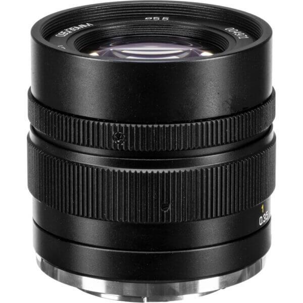 Mitakon Lens 35mm F0.95 I Manual focus for Fuji X ประกันศูนย์ Black 3