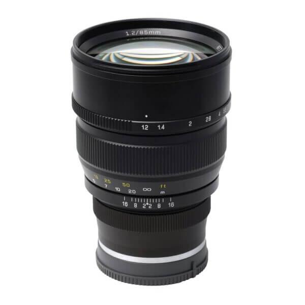 Mitakon Lens 85mm F1.2 Manual focus for 3