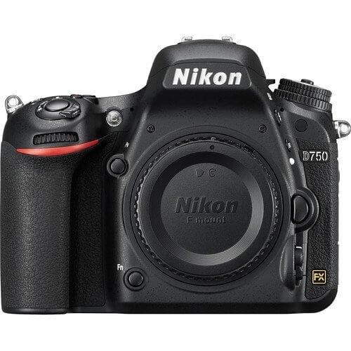 Nikon DSLR D750 5