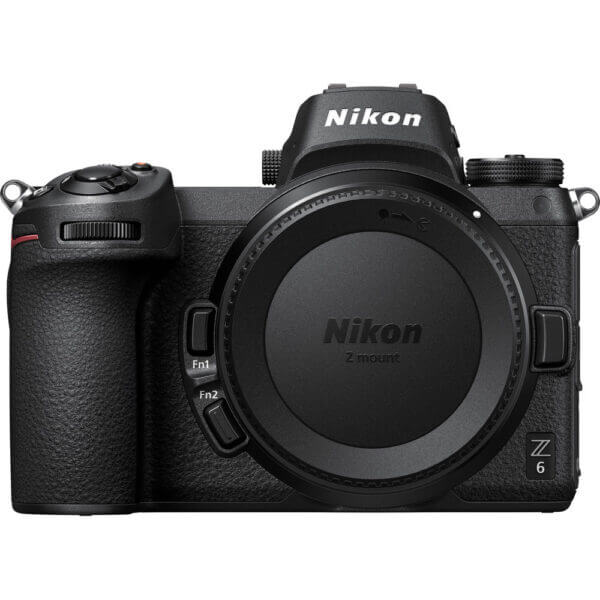 Nikon Z6 Body FTZ Mount Adapter Kit 2
