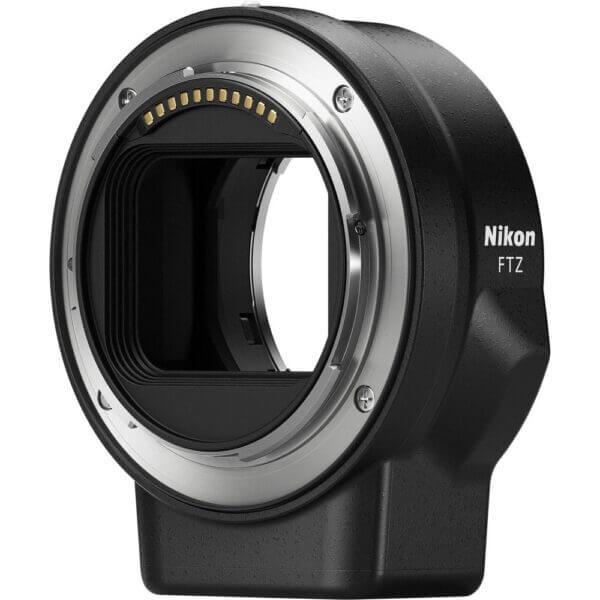 Nikon Z6 Body FTZ Mount Adapter Kit 3