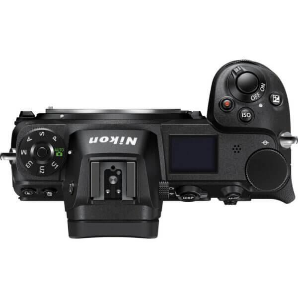 Nikon Z6 Body FTZ Mount Adapter Kit 6