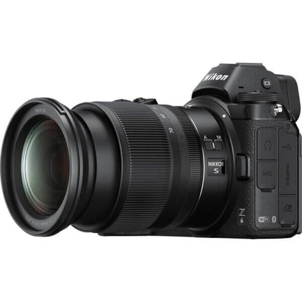 Nikon Z6 Kit 24 70S F4 S ประกันศูนย์ 6