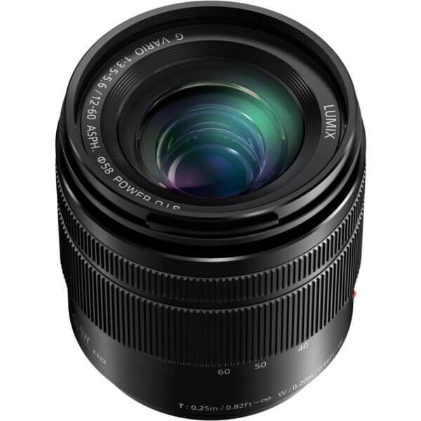 PANA lens 12 60 lumix 4
