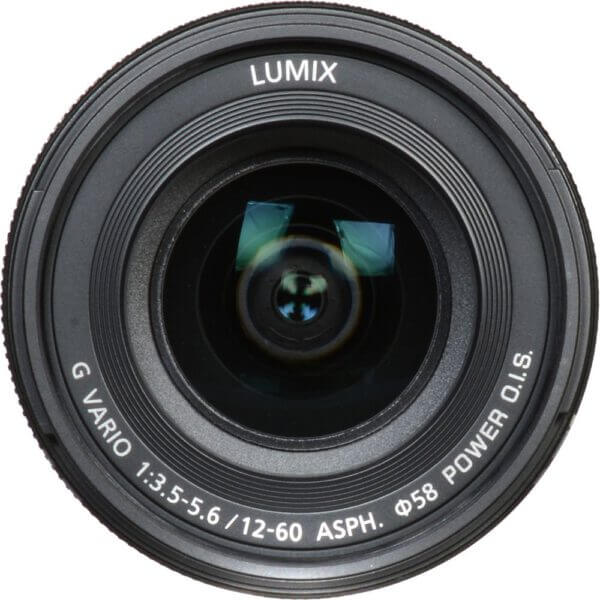 PANA lens 12 60 lumix 6