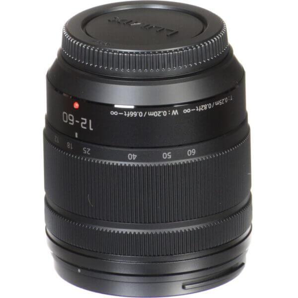 PANA lens 12 60 lumix 7