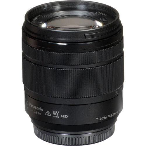 PANA lens 12 60 lumix 8
