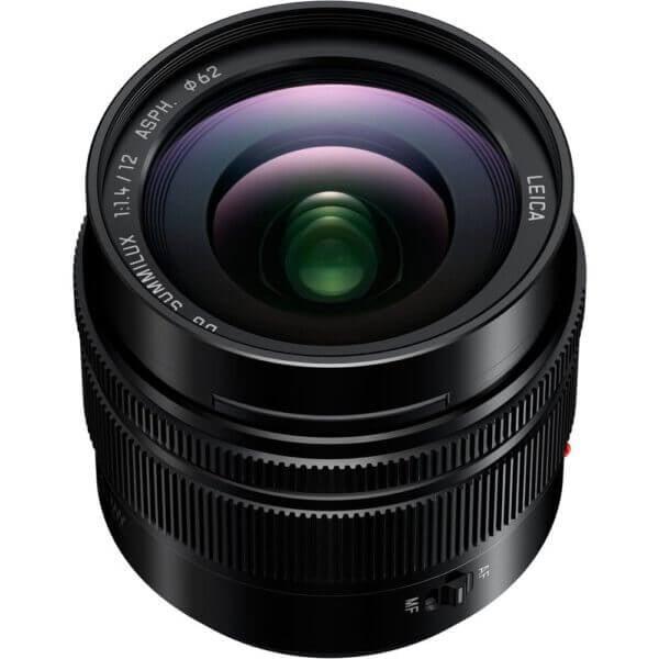 Panasonic Leica DG Summilux 12mm Lens 2