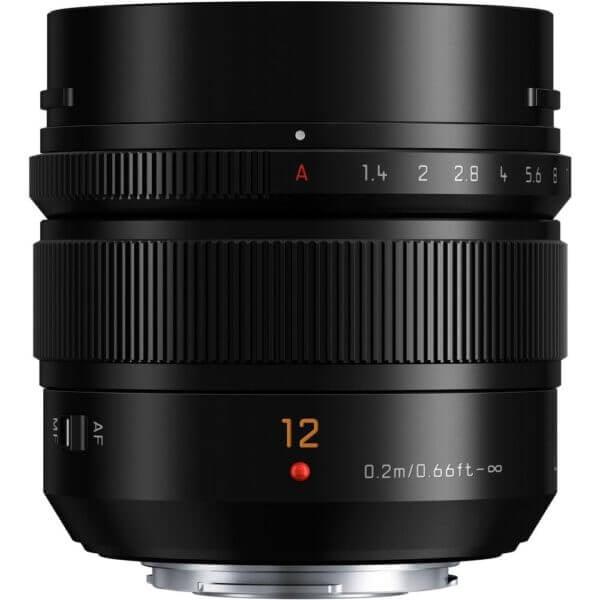 Panasonic Leica DG Summilux 12mm Lens 3