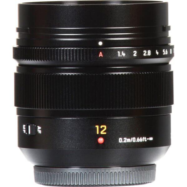 Panasonic Leica DG Summilux 12mm Lens 6