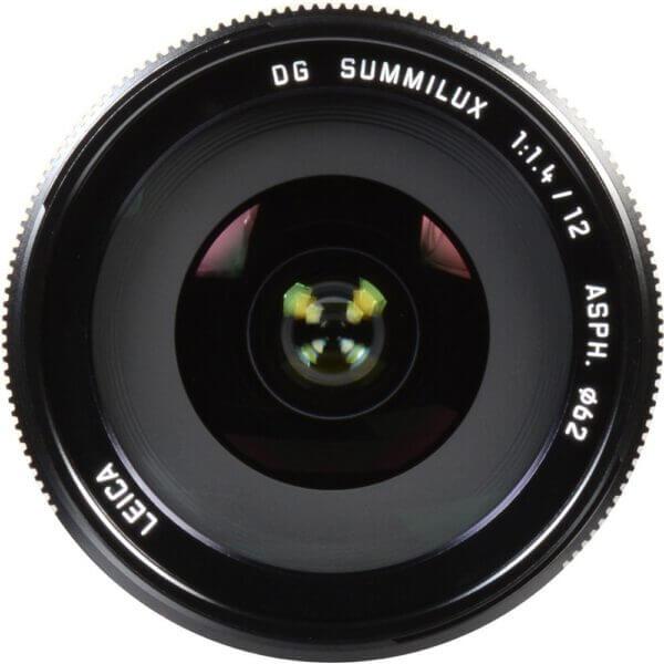 Panasonic Leica DG Summilux 12mm Lens 7