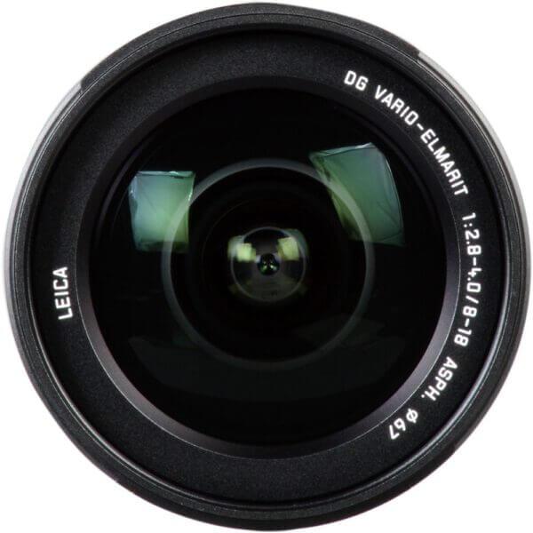 Panasonic Leica DG Vario Elmarit 8 18mm f2.8 12