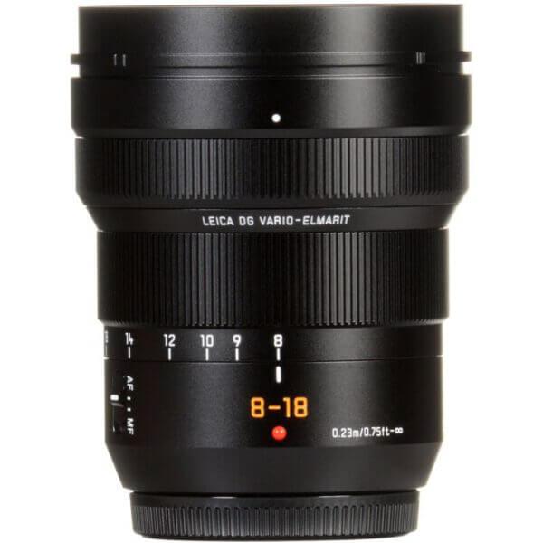 Panasonic Leica DG Vario Elmarit 8 18mm f2.8 5